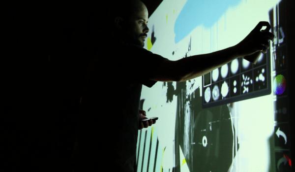 Atelier peinture virtuelle au Pavillon Villette à Paris