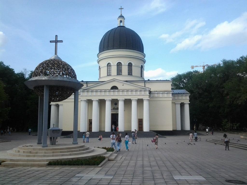 Chisinau lieu du concours graffiti