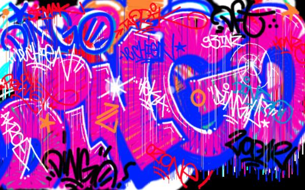 Le talentueux graffeur Dingo teste Picturae !