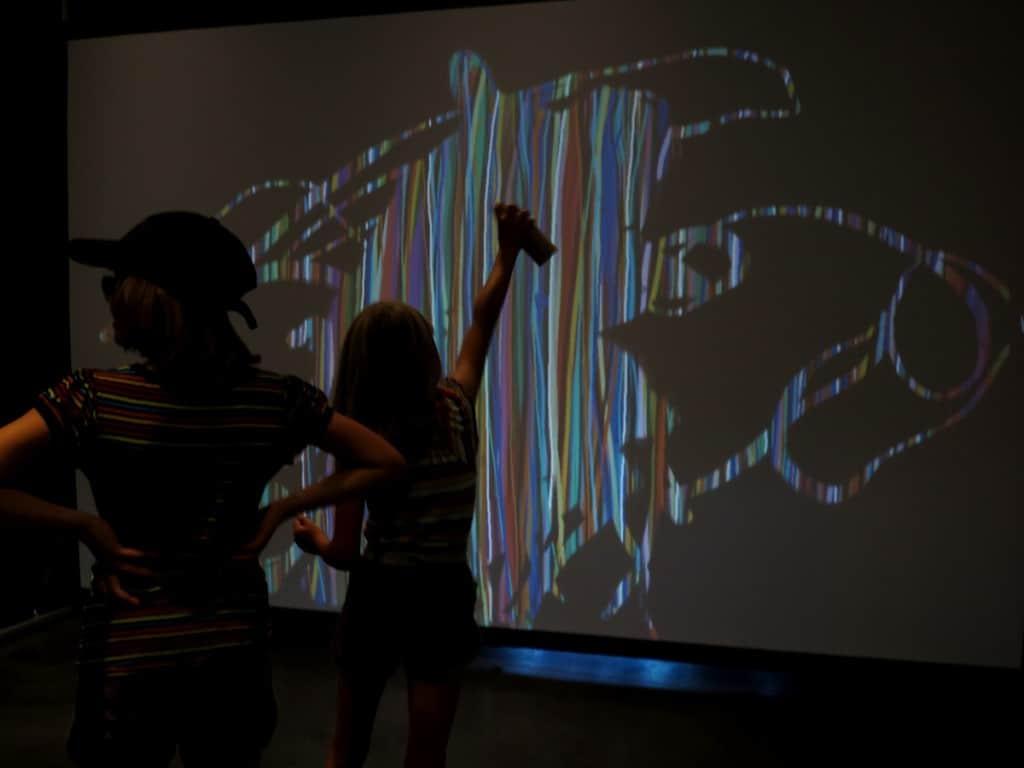 Ateliers de graffiti pour les enfants avec Picturae
