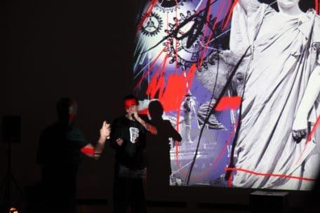 Le Graffiti Digital Chez la Fondation Hans Hartung