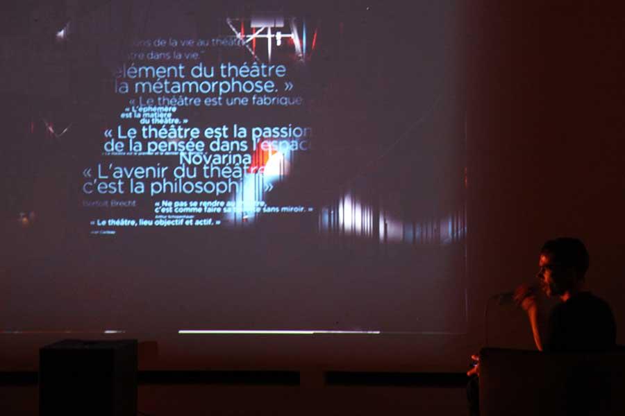 Graffiti numérique - animation digitale événement culturel