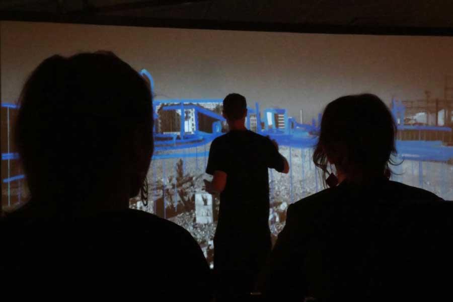 Graffiti numérique - animation digitale pour événement