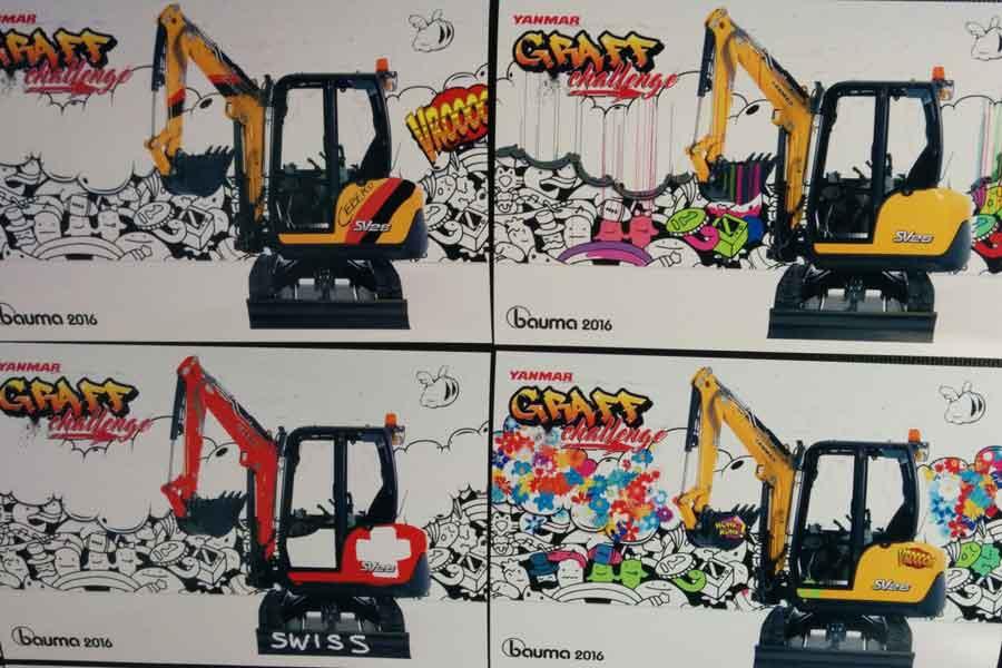 Graffiti numérique - animation digitale pour vos événements