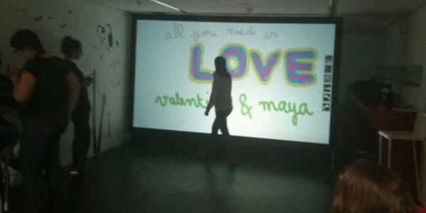 Digital graffiti - Animation numérique événements