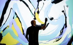 graffiti wall digital