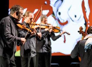 Concert - Quatuor de Bussy - Spectacle vivant
