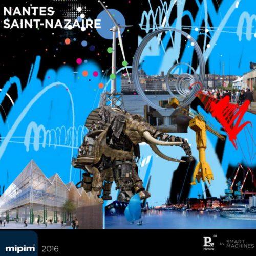 Ouvre graffiti - Oeuvre street art - street art numérique - animation stand salon - salon professionnel - Graffeur professionnel - MIPIM Cannes