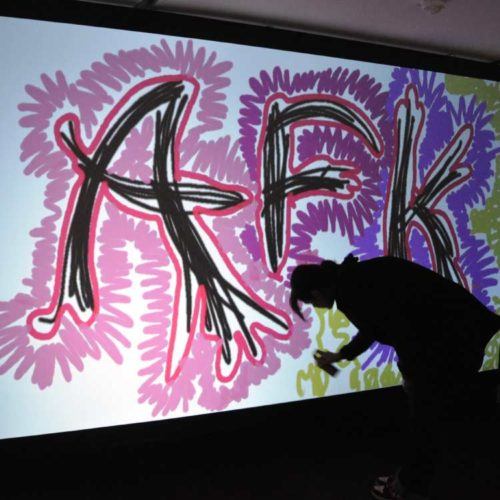 Expo musée - Animation musée - Street art - Graffiti digital - Exposition street art - Centre Georges Pompidou - Paris